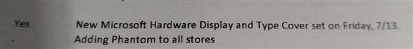 微软或将推出10寸Surface 与苹果iPad进行对标