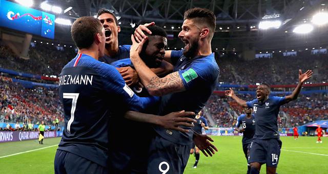 2018世界杯法国vs比利时视频录播 半决赛法国1-0比利时回放视频