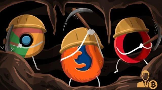 全球三万网站含挖矿代码 瞬间占用100%电脑资源