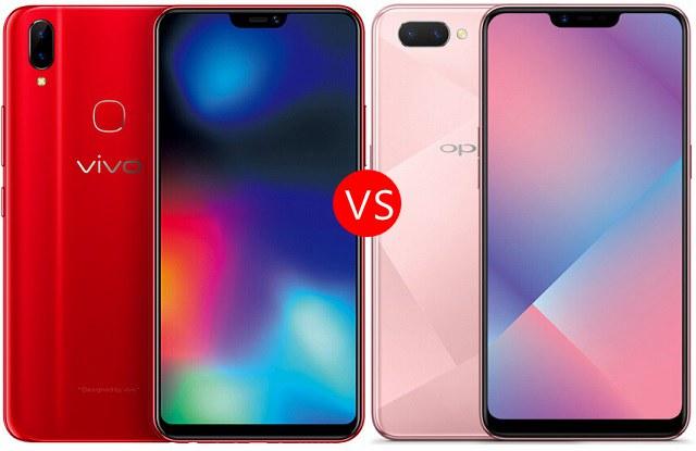 vivo Z1i和OPPO A5哪个好?OPPO A5与vivo Z1i区别对比