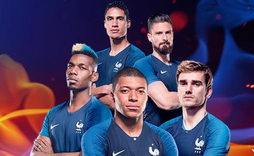 2018世界杯法国队世界杯夺冠!华帝兑现承诺 退全款立即启动