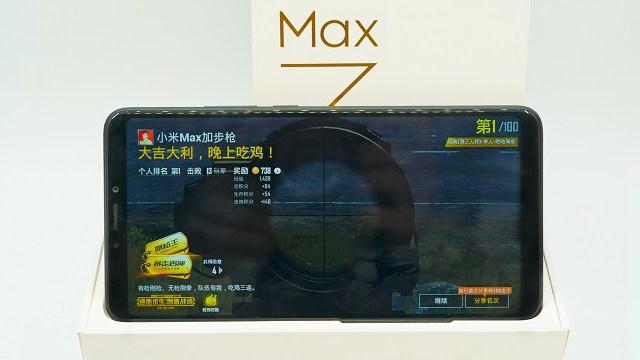 巨屏长续航 小米Max3配置参数与真机图赏