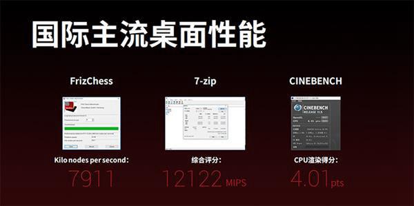 国产兆芯X86处理器性能接近六代i3 下代看齐Intel酷睿i5