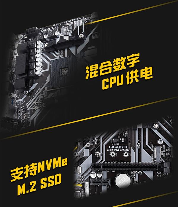 B450主板怎么样 B450主板配什么CPU?