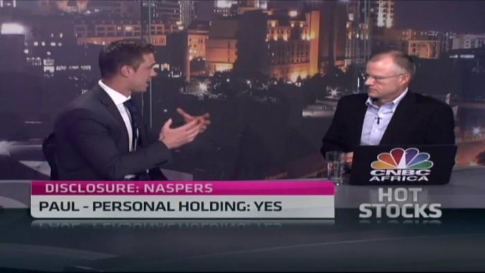 腾讯大股东Naspers:最看好外卖、数字支付和分类广告