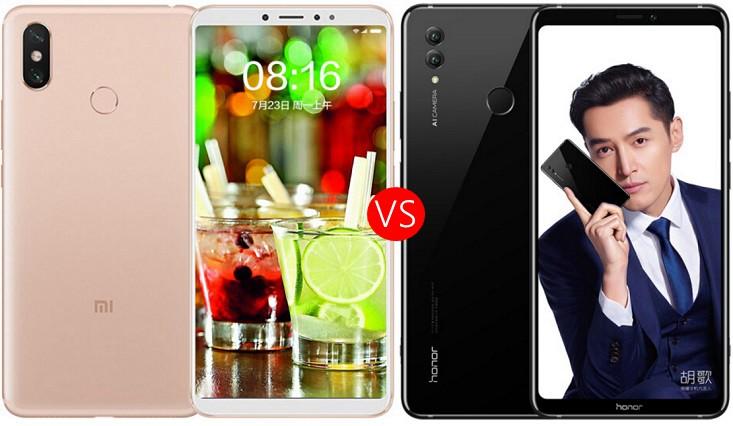 小米Max3和荣耀Note10哪个好 荣耀note10对比小米max3区别