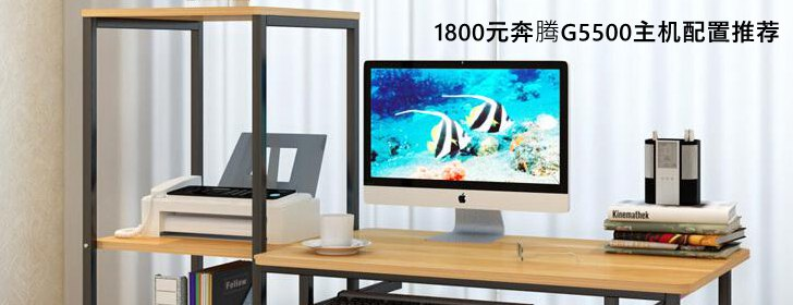 1800元奔腾G5500电脑主机配置推荐 听歌看视频玩LOL游戏