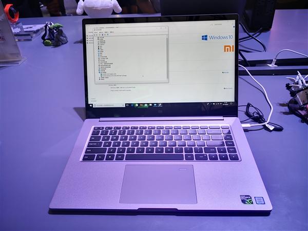 小米笔记本Pro系列发布:八代U/GTX 1050 延续A面无Logo设计