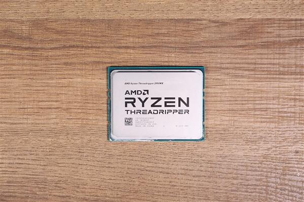 AMD线程撕裂者二代预售 32核心64线程13999元