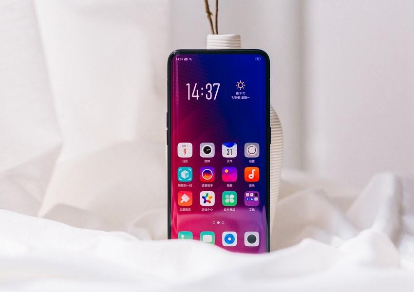 OPPO Find X开箱图赏 屏占比最高的手机(1/13)