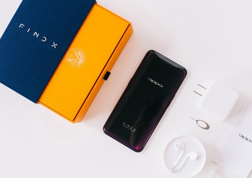 OPPO Find X开箱图赏 屏占比最高的手机(3/13)