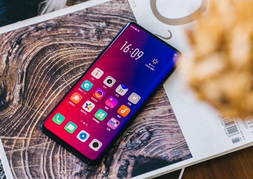 OPPO Find X开箱图赏 屏占比最高的手机(10/13)