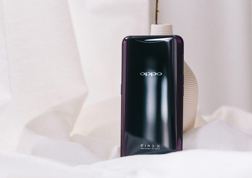 OPPO Find X开箱图赏 屏占比最高的手机(11/13)
