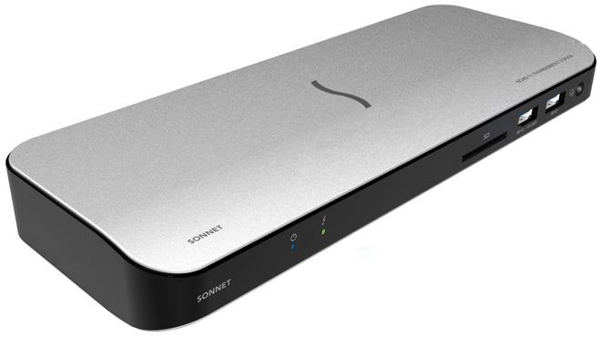 Sonnet发布Echo 11雷电3扩展坞新品 支持87W电力输出