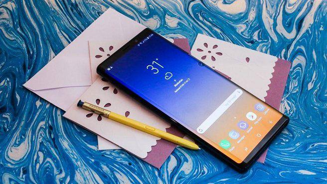 三星Note9正式发布 尝鲜价7499元起
