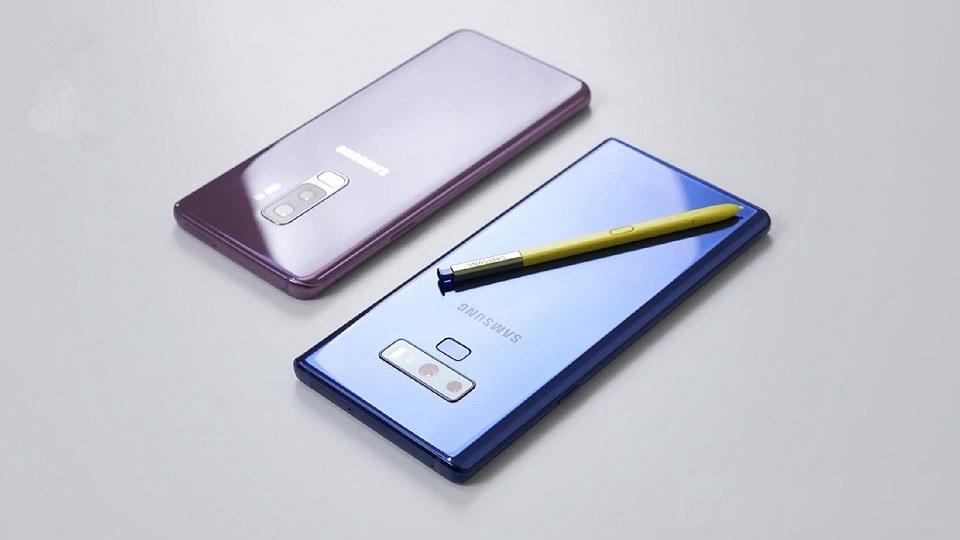 三星S9和三星Note9区别对比 三星Note9和三星S9+区别大吗?