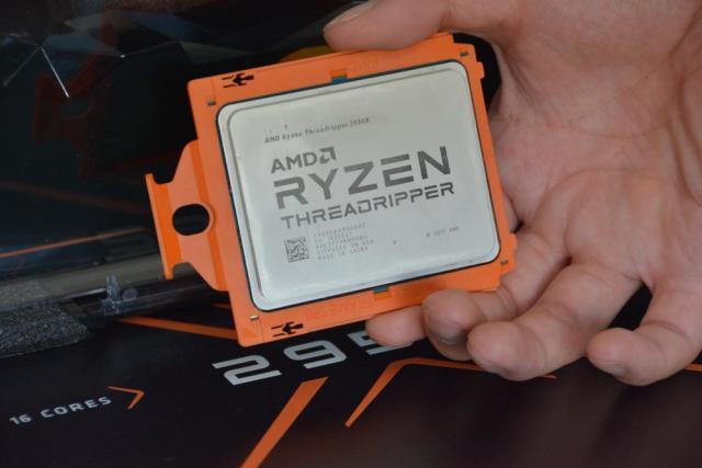AMD ThreadRipper 2950X评测 二代线程撕裂者首测