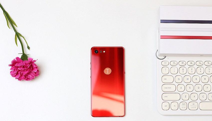 坚果Pro2s精美图赏 高颜值中端手机(2/10)