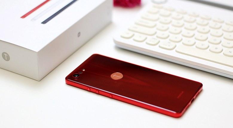 坚果Pro2s精美图赏 高颜值中端手机(3/10)