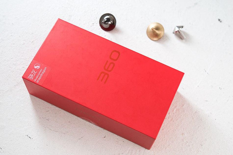 360N7 Pro开箱图赏 最美360手机来了(2/16)