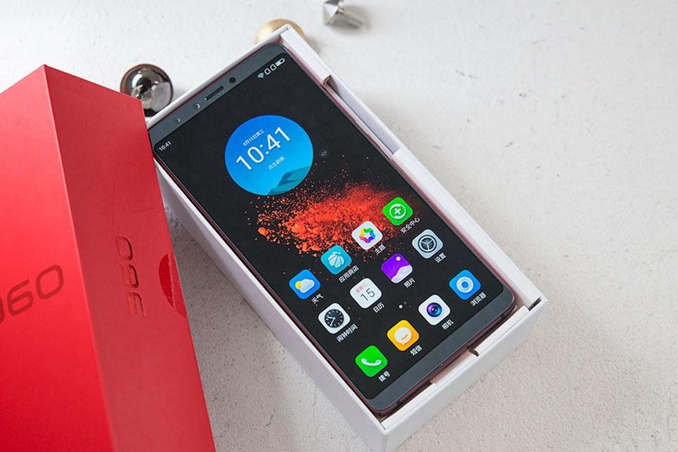 360N7 Pro开箱图赏 最美360手机来了(4/16)