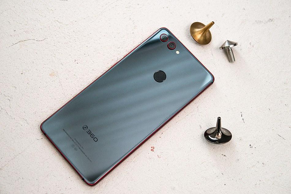 360N7 Pro开箱图赏 最美360手机来了(7/16)