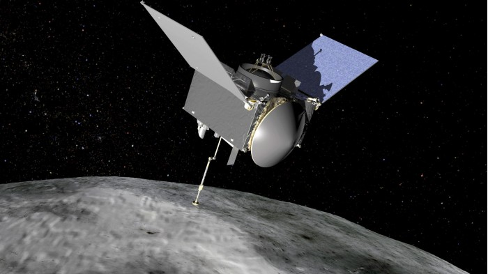 NASA探测器OSIRIS-Rex将很快与小行星Bennu相会