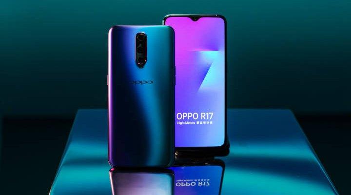 OPPO R17全面评测 OPPO首款搭载屏幕指纹手机