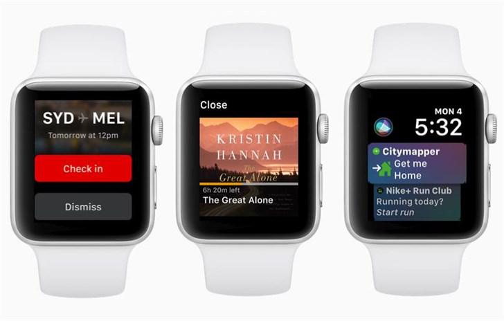 苹果推送watchOS 5开发者预览版beta9固件更新
