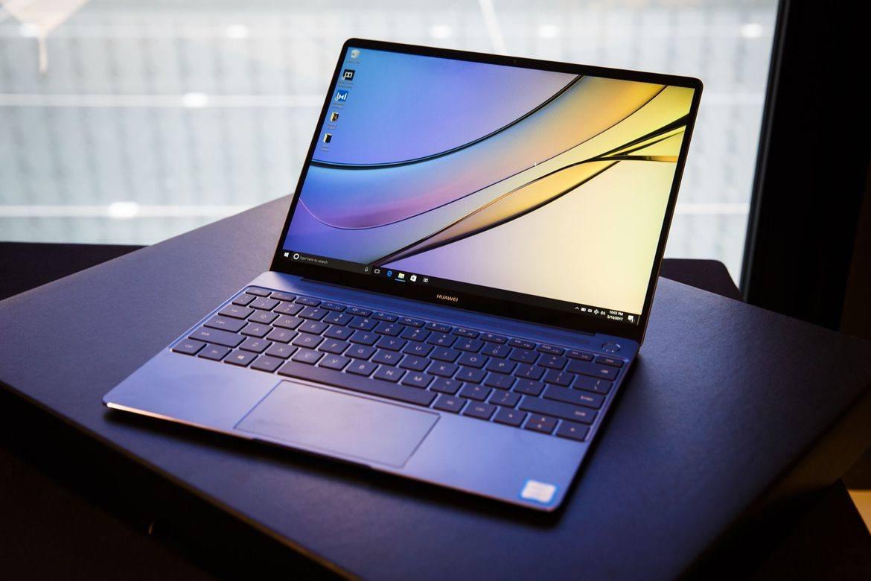 华为MateBook X Pro轻薄笔记本图赏 首款全面屏笔记本