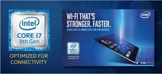 第八代英特尔酷睿U/Y系列处理器发布 移动性能大幅提升