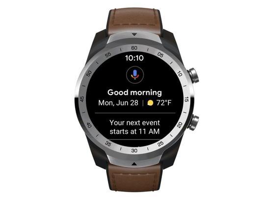 谷歌改进智能手表操作系统用户界面 增强智能助手