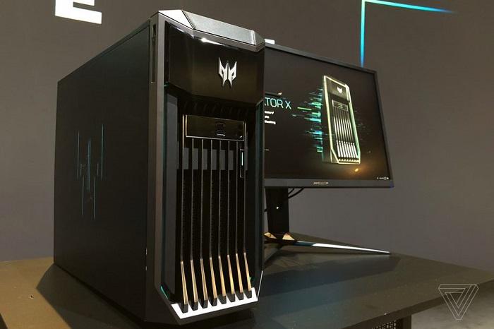 宏碁将于年底前推出至强双芯Predator X台式游戏主机
