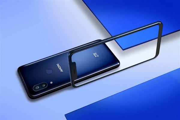 中兴AXON 9 Pro手机发布:刘海全面屏 骁龙845+后置双摄