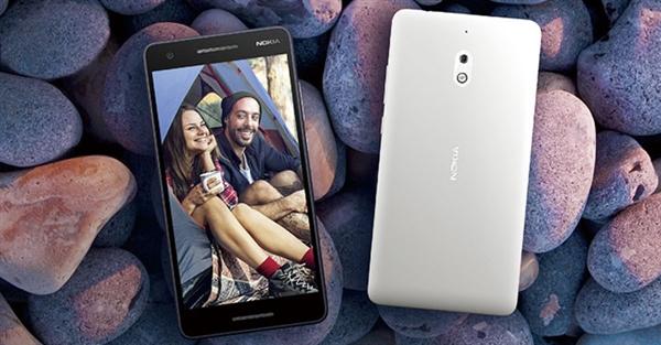 诺基亚2.1新手机发布:预装Android Go系统 售价885元