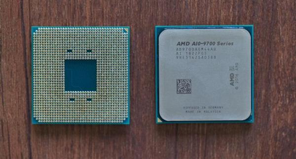 A8-9600/A10-9700和奔腾G4560哪个好 区别对比测试