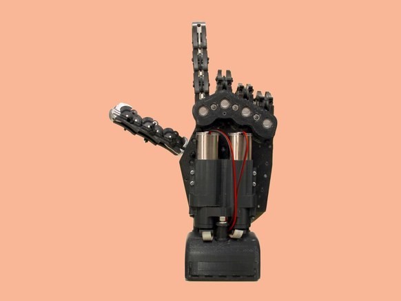 这款灵巧的机器人手 想要以低廉的价格占领市场