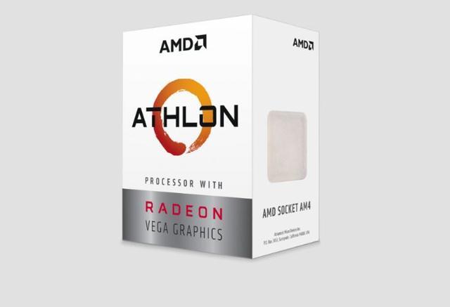 AMD速龙200GE正式发布 Intel奔腾系列危险了