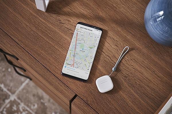 三星推出SmartThings智能追踪器 可通过LTE网络寻找遗失物品