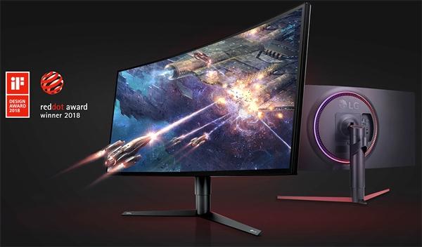 LG曲面带鱼屏显示器34GK950发布:面向电竞游戏玩家