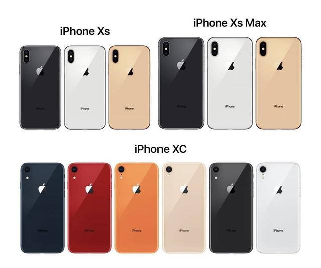 三款新iPhone价格全曝光:最低5888元起,最高过万元