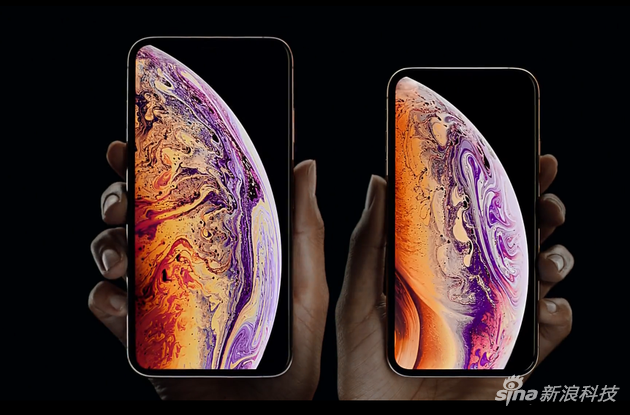 iPhone Xs和Xs Max发布 双卡双待iPhone售价12799元创新高
