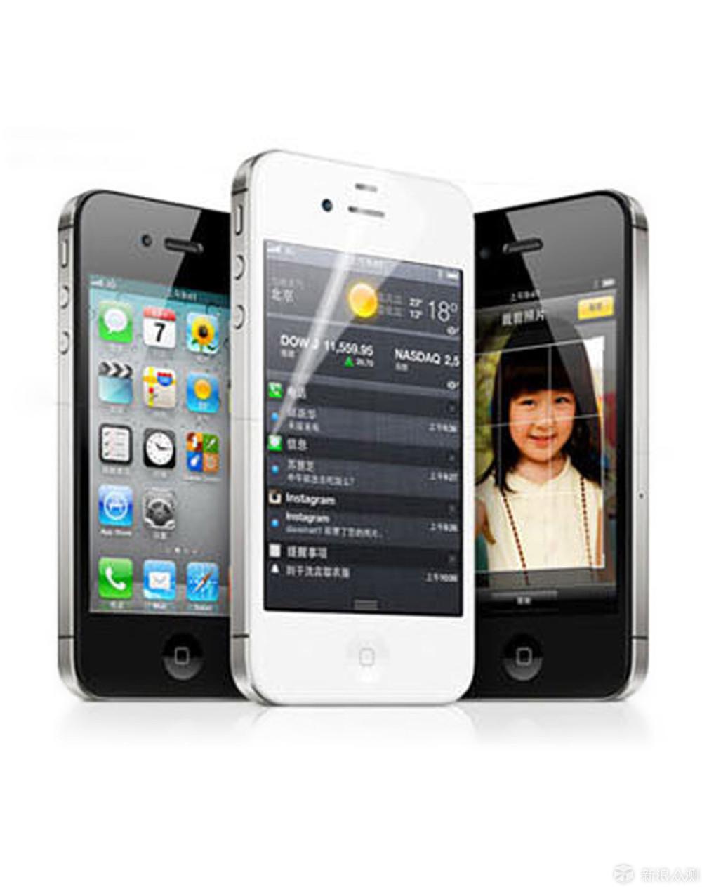 iPhone十一年里的18款iPhone_新浪众测