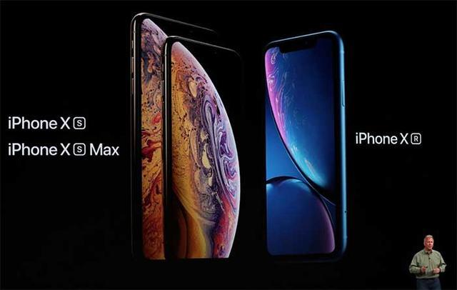 苹果iPhone XS/MAX与iPhone XR区别对比 三款手机该选谁?