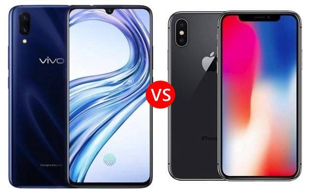 苹果iPhone X和vivo X23区别对比评测 vivo X23和iPhone X哪个好?