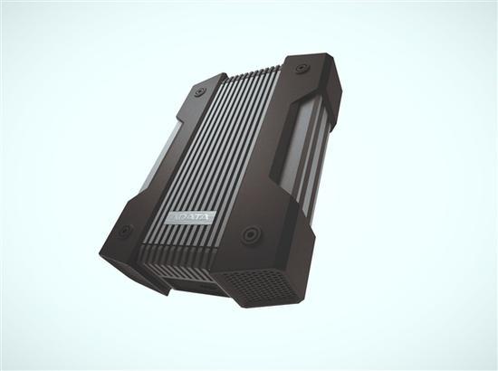 威刚推出HD830三防硬盘:1.2米防摔+IP68级防水 坚固耐用