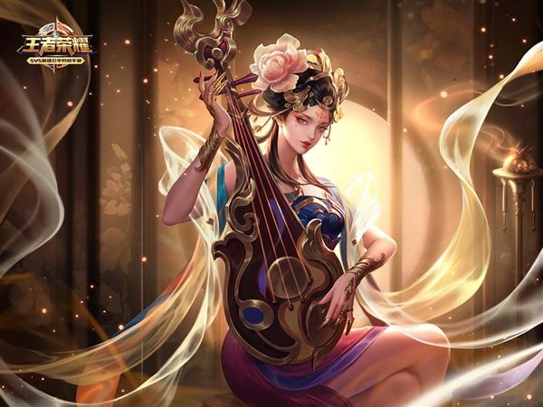 王者荣耀新主打歌《遇见飞天》明日上线:方文山作词、韩红演唱