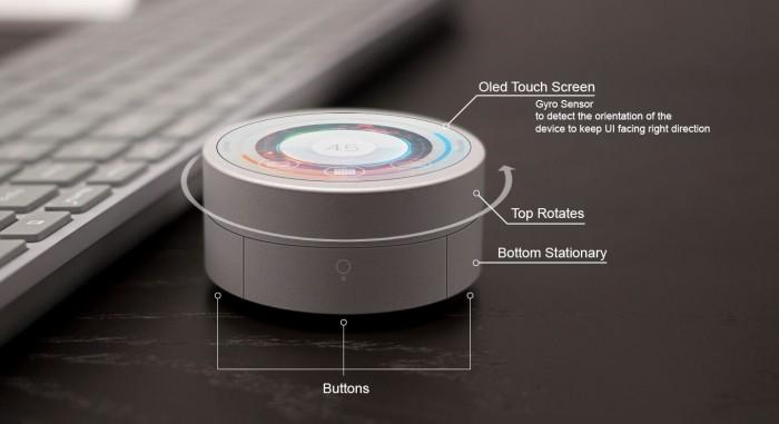 新款Surface Dial亮相FCC:升级幅度可能不大