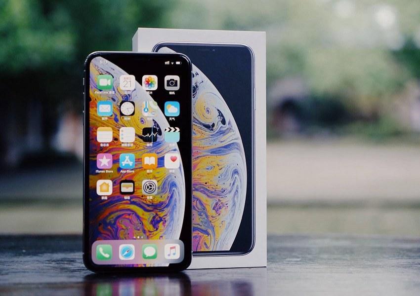 苹果iPhone XS金色开箱图赏:还是苹果X模样熟悉的味道