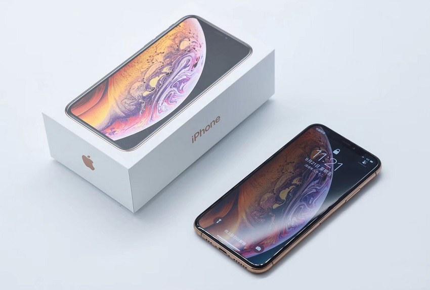 苹果iPhone XS金色开箱图赏 X模样熟悉的味道(3/10)